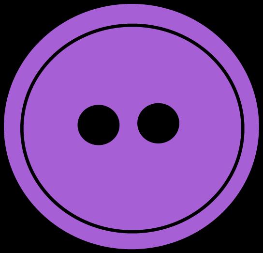 Button clipart: Purple Button Clip Art Image
