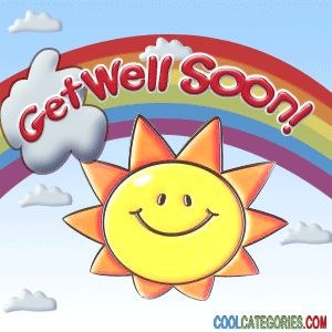get well | Get Well Soon Mobile Wallpaper Animated Funny 66813 Tehkseven