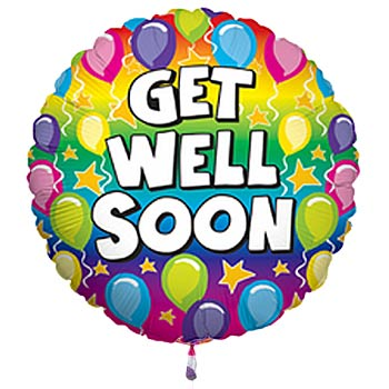 Get Well Soon Clip Art ...
