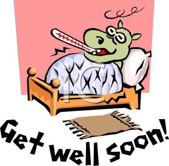 Get Well Soon Clip Art