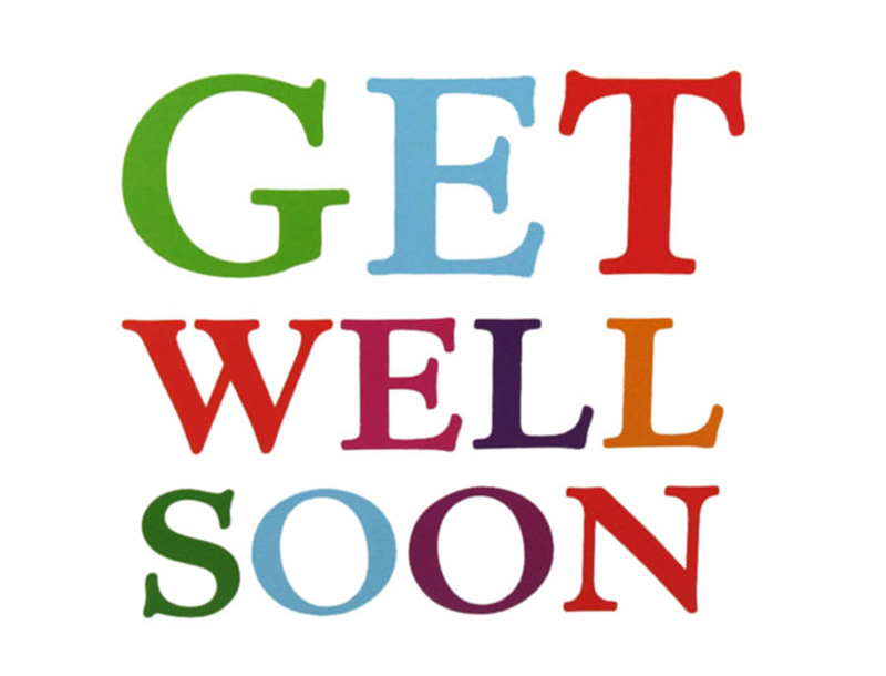 Get Well Soon Clip Art - clipartall ...