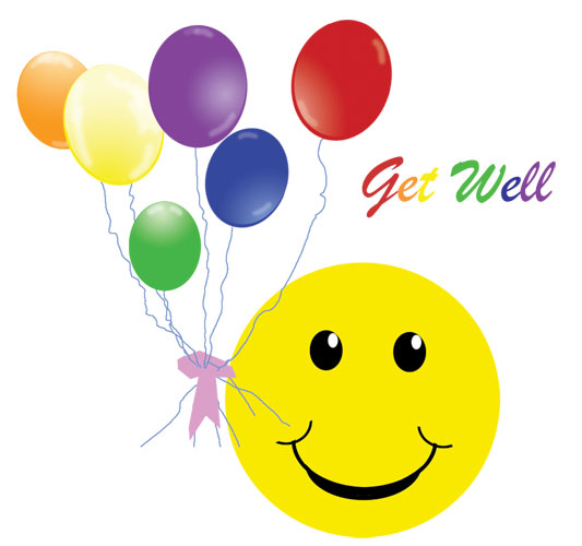 ... Get Well Soon Clipart; Free ...