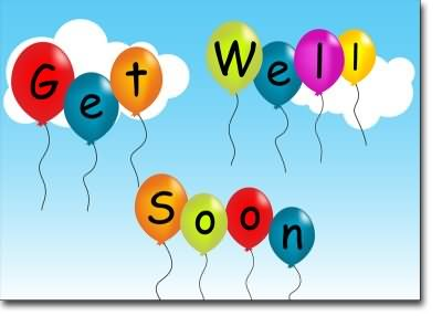 Get well soon clipart - .-Get well soon clipart - .-2