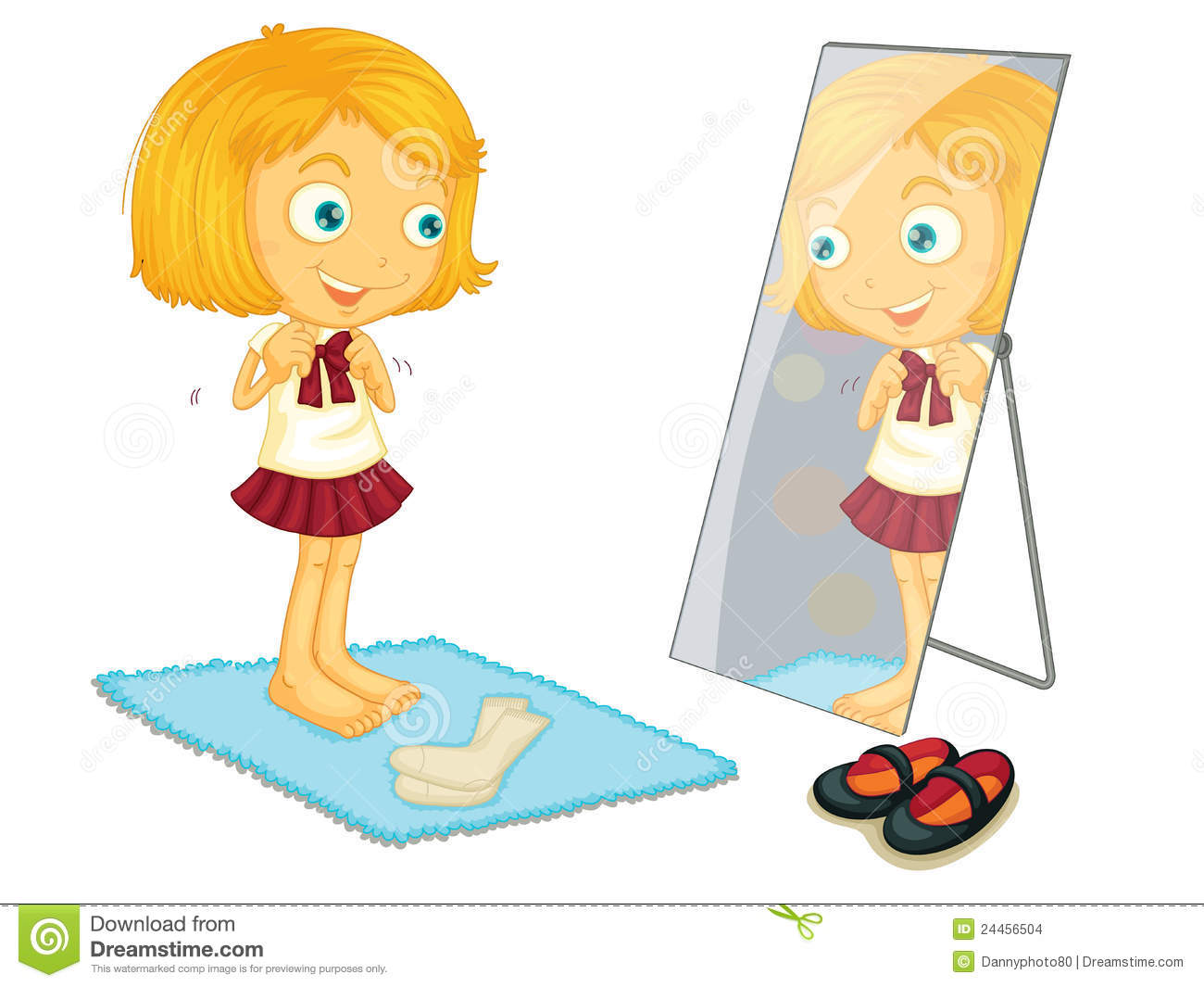 Getting dressed art kids clip art and kid on. Child dressing