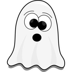 ghost clip art #49 - Cute Ghost Clipart