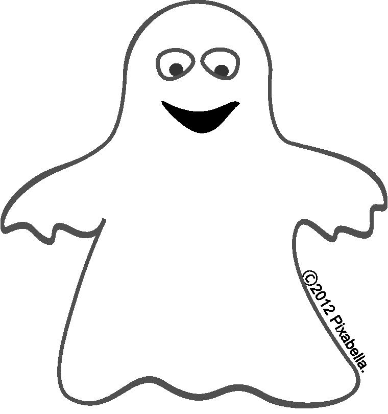 Ghost Clip Art-Ghost Clip Art-11