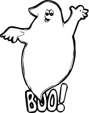 Ghost Clipart Clipart