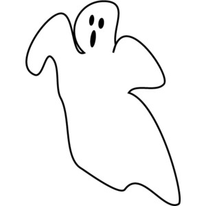 Ghost clipart halloween - ClipartFest