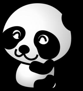 Giant Panda Clip Art-Giant Panda Clip Art-0