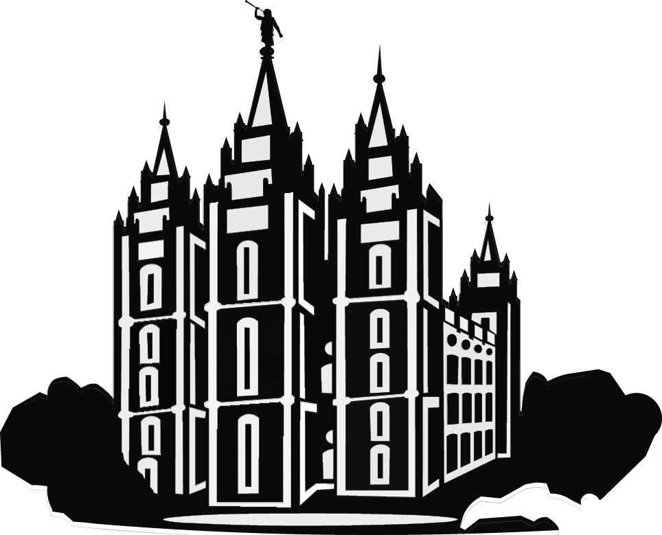 Gif Lds Clipart Salt Lake Temple Clip Art Primaryclipart