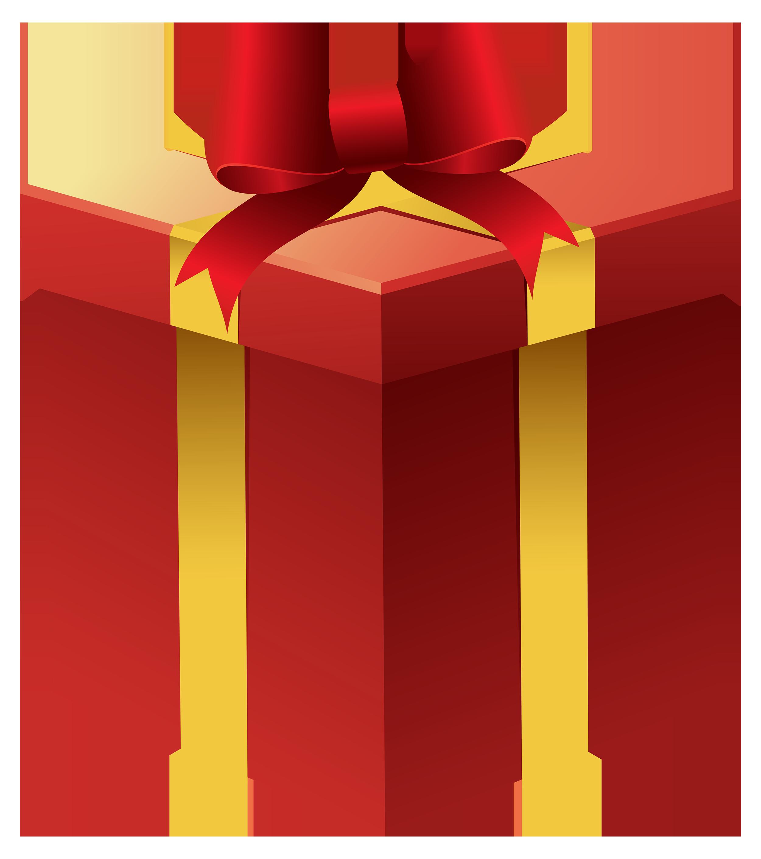 Коробка с подарком в png 950
