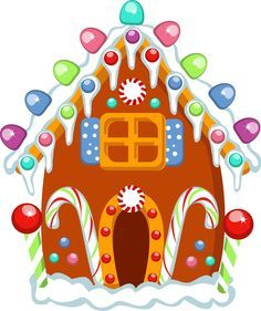 gingerbread house clipart | Clip Art...My Style-GingerBread Men