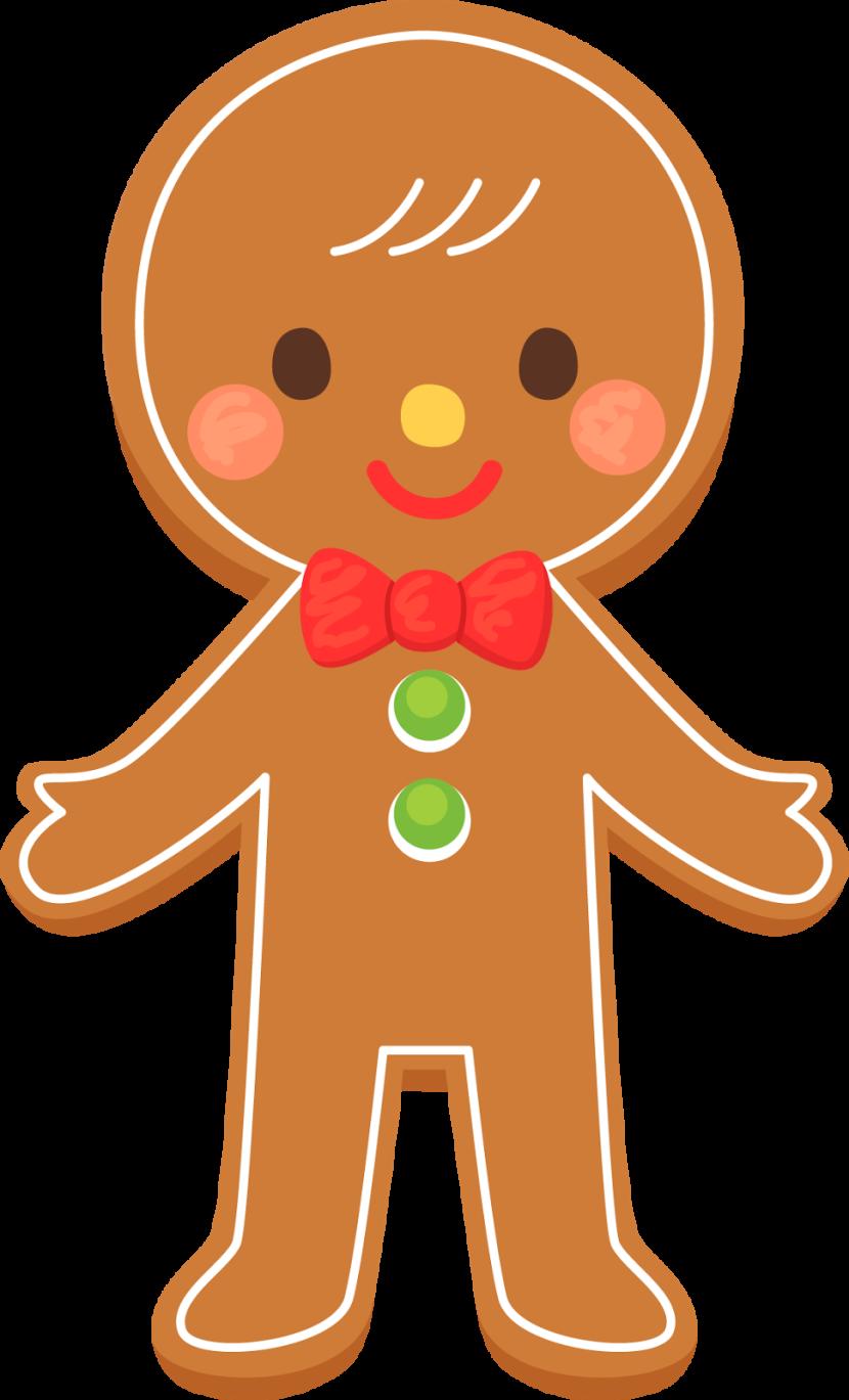 Gingerbread Man Clipart Free Clip Art Im-Gingerbread Man Clipart Free Clip Art Images-15