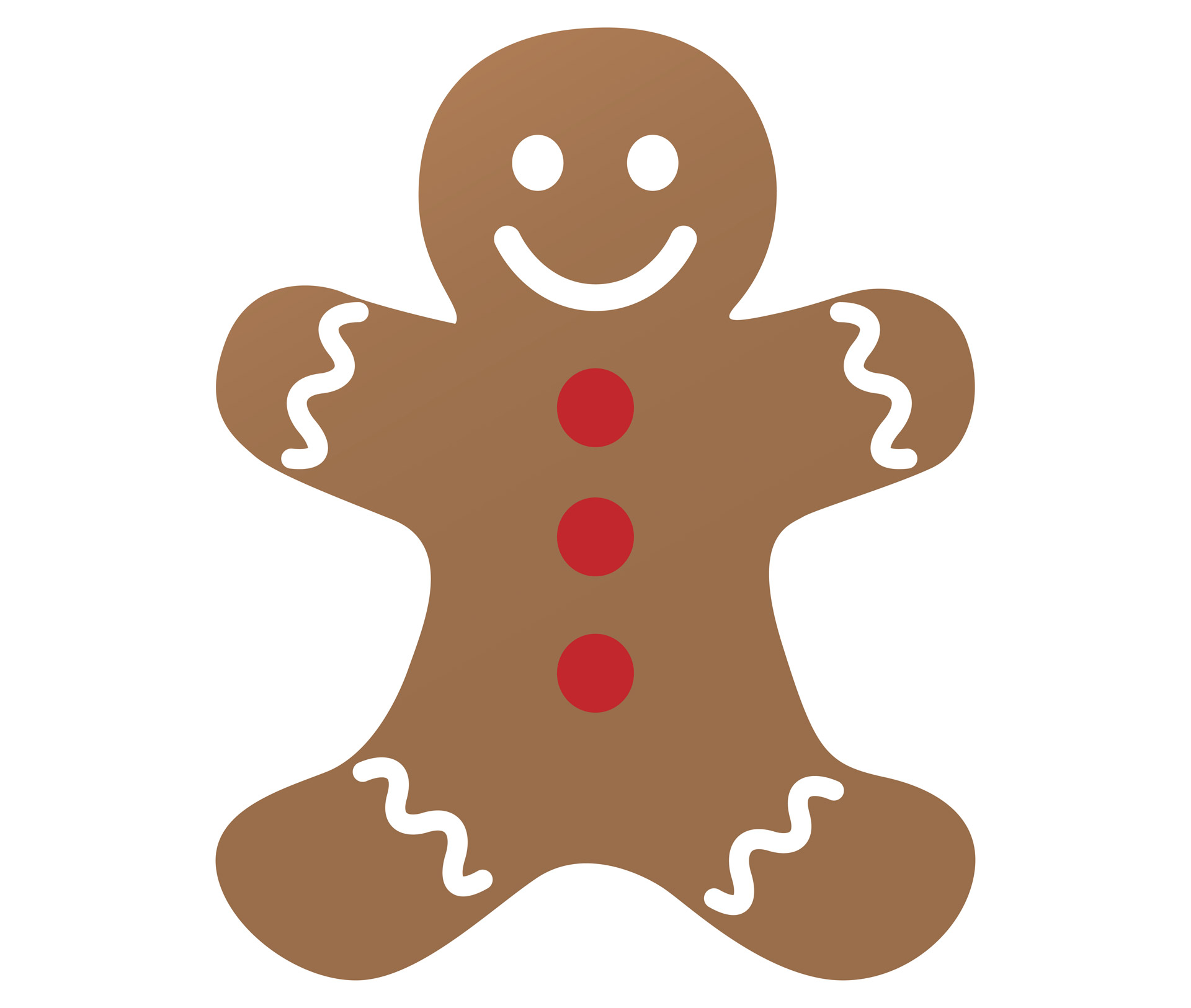 Gingerbread Man Clipart Free Stock Photo-Gingerbread man clipart free stock photo public domain pictures-16