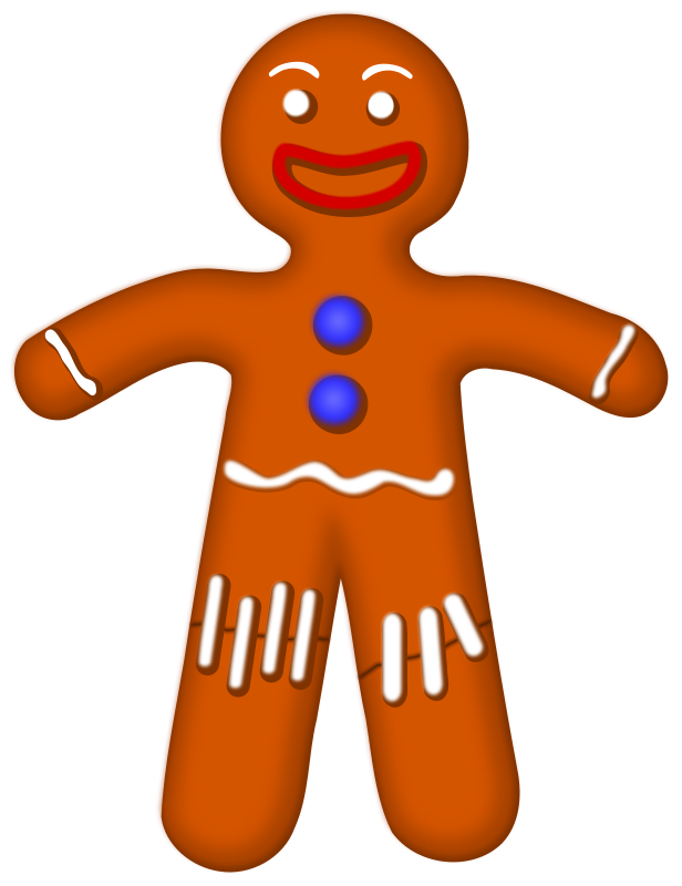 Gingerbread Man-Gingerbread Man-17