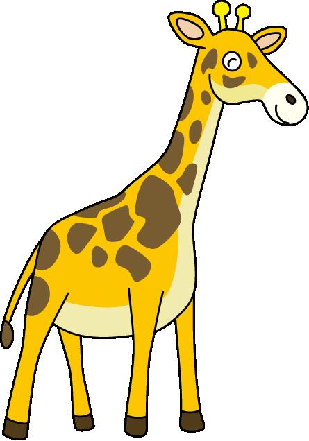 Giraffe Clip Art-giraffe clip art-6