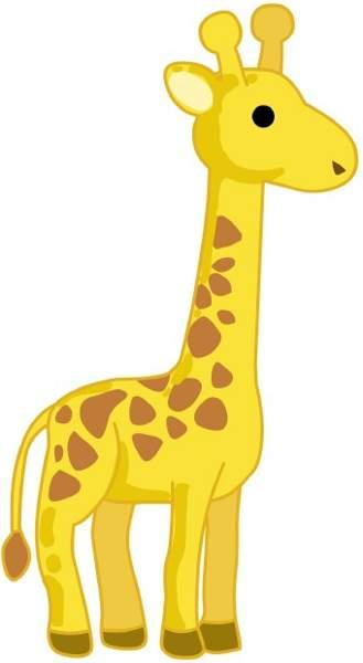 Giraffe Clipart -giraffe clipart -7
