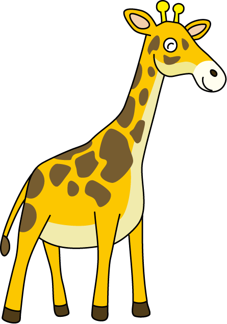 Giraffe Clip Art-Giraffe Clip Art-14