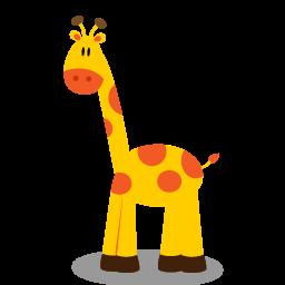 Giraffe Clip Art Free Clipart - Free Giraffe Clipart