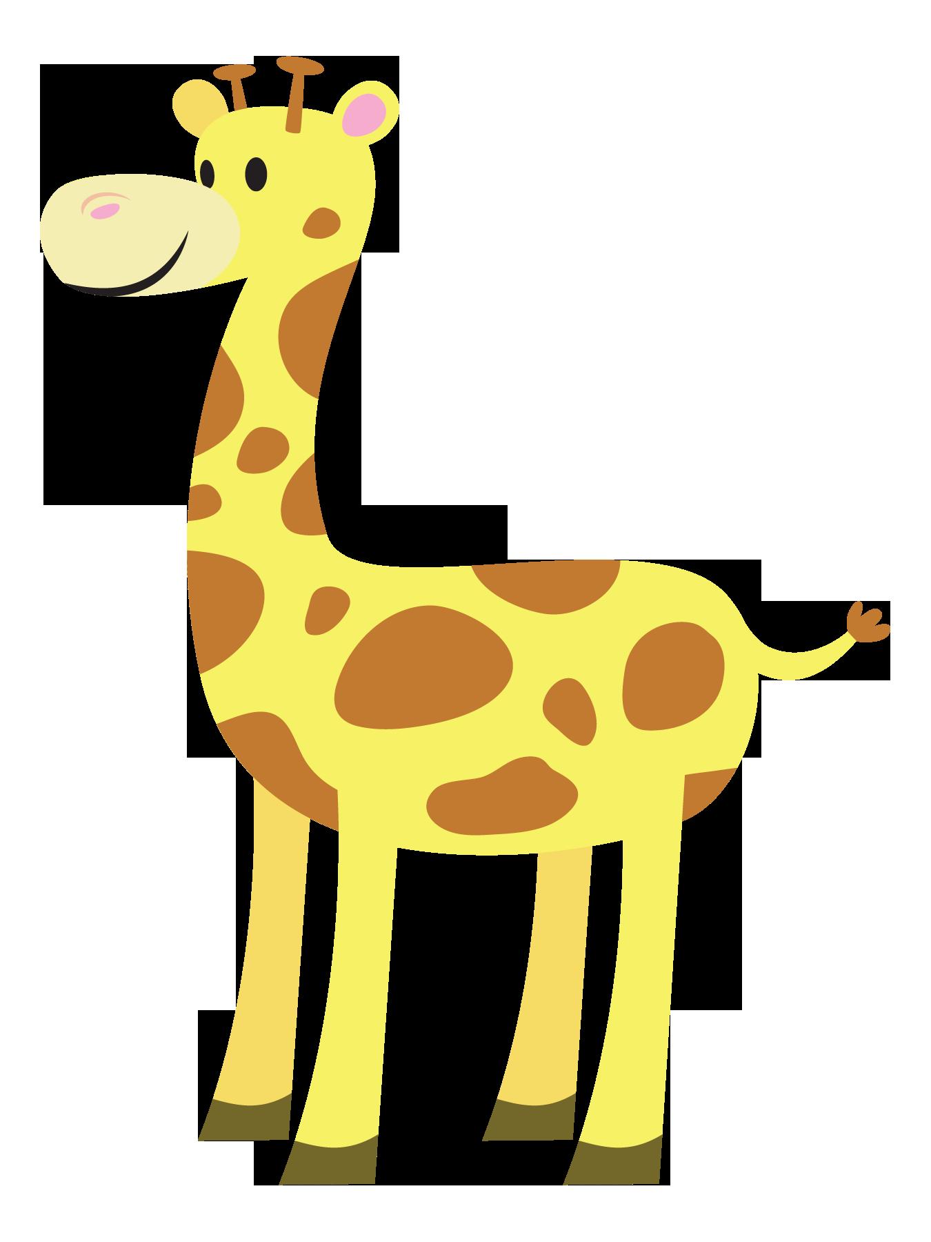 giraffe clip art