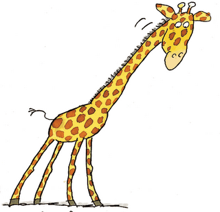 Giraffe Clip Art-Giraffe Clip Art-12