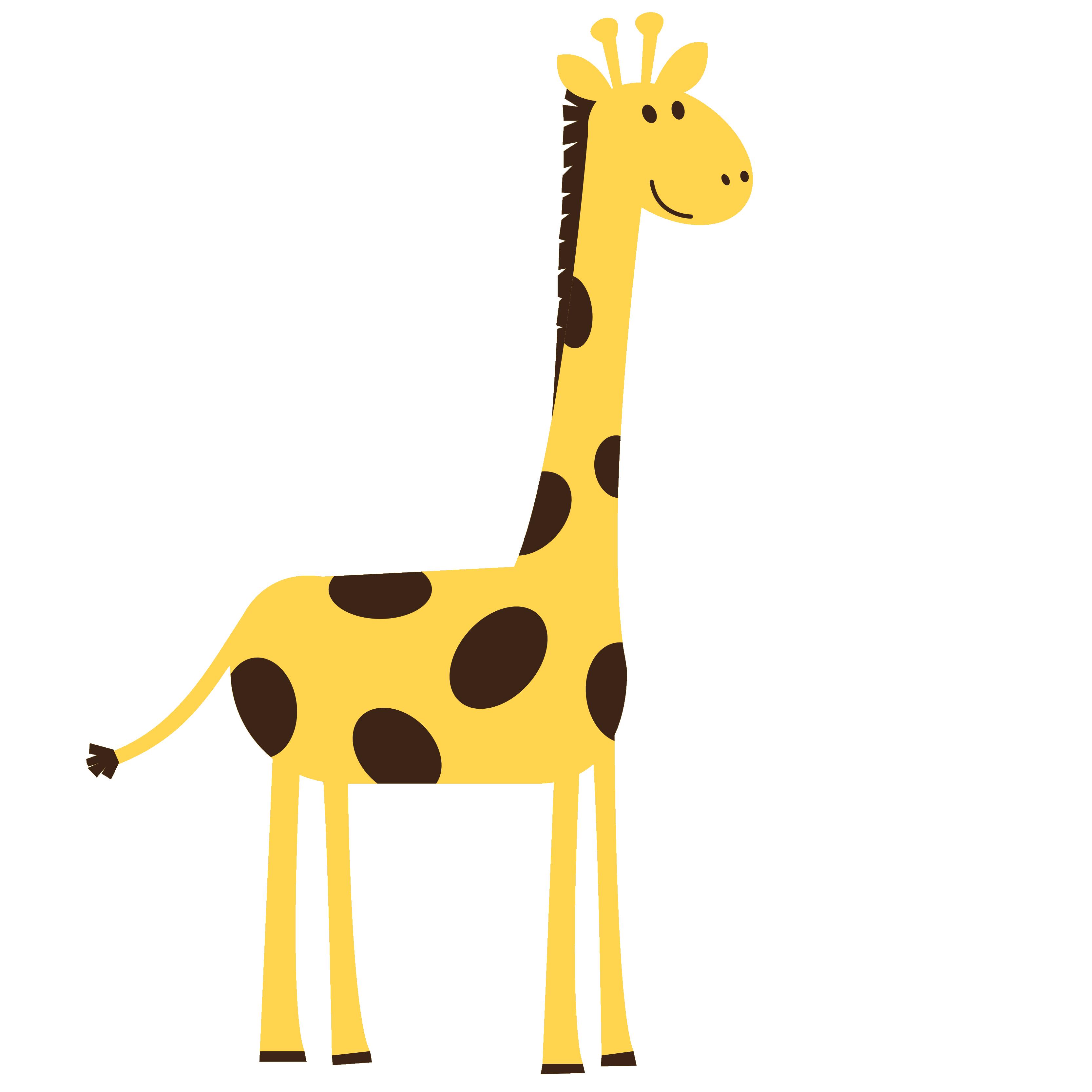 Giraffes Clipart