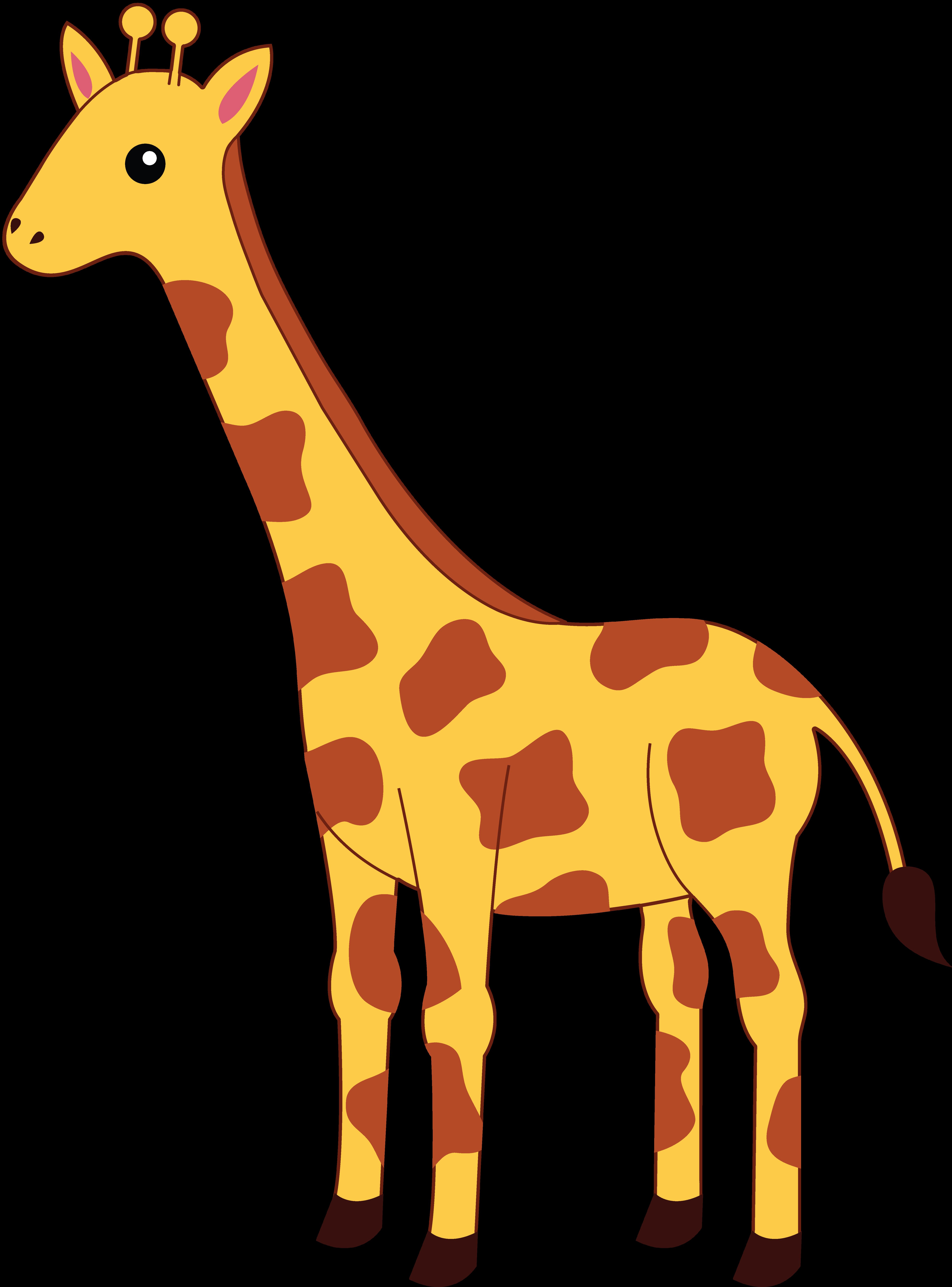 Giraffe clipart clipart free ... 316fb08e0e213877e9395dd4928135 .