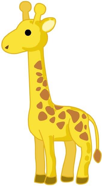 Giraffe Clipart-Giraffe Clipart-17
