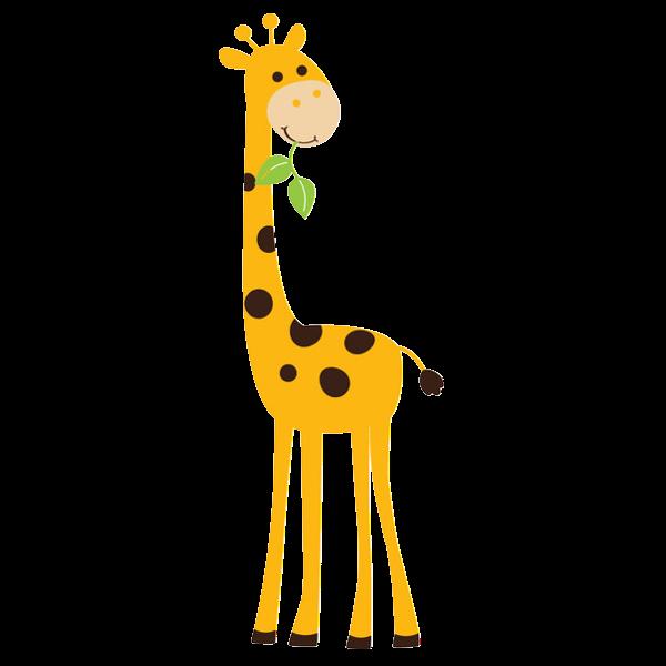 giraffe image clip art .
