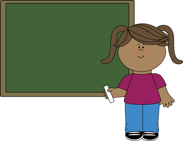 Girl At Chalkboard-Girl at Chalkboard-9