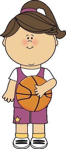Girl Basketball Player-Girl Basketball Player-16