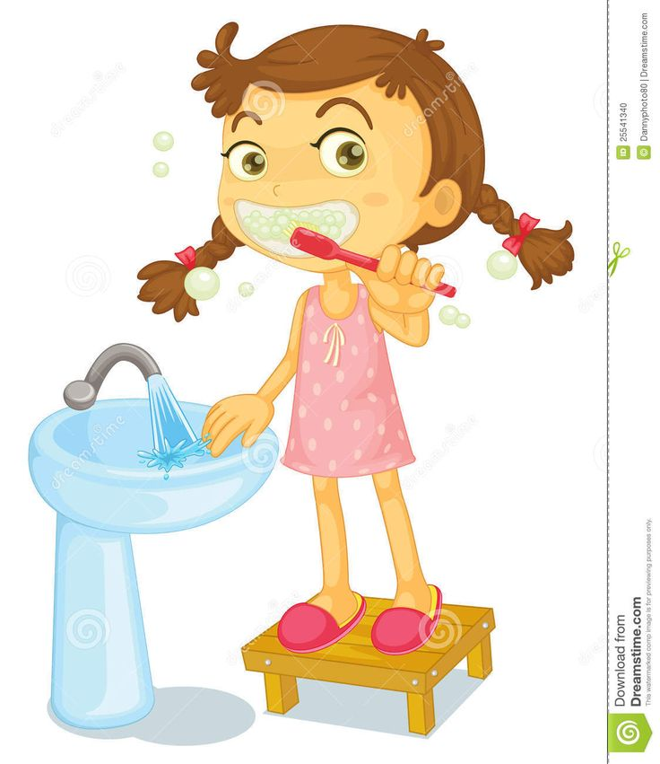 Girl Brush Teeth Clipart - Google Search-girl brush teeth clipart - Google Search-12