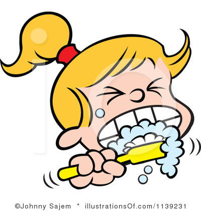 Girl Brushing Teeth Clipart Clipart Pand-Girl Brushing Teeth Clipart Clipart Panda Free Clipart Images-12