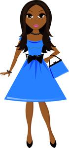 Girl Clip Art Images Pretty Girl Stock Photos Clipart Pretty Girl