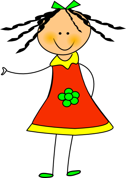 Girl Clipart | Clipart library - Free Clipart Images