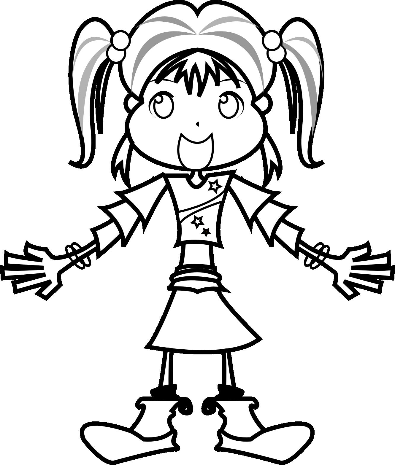 Girl Clipart-girl clipart-14
