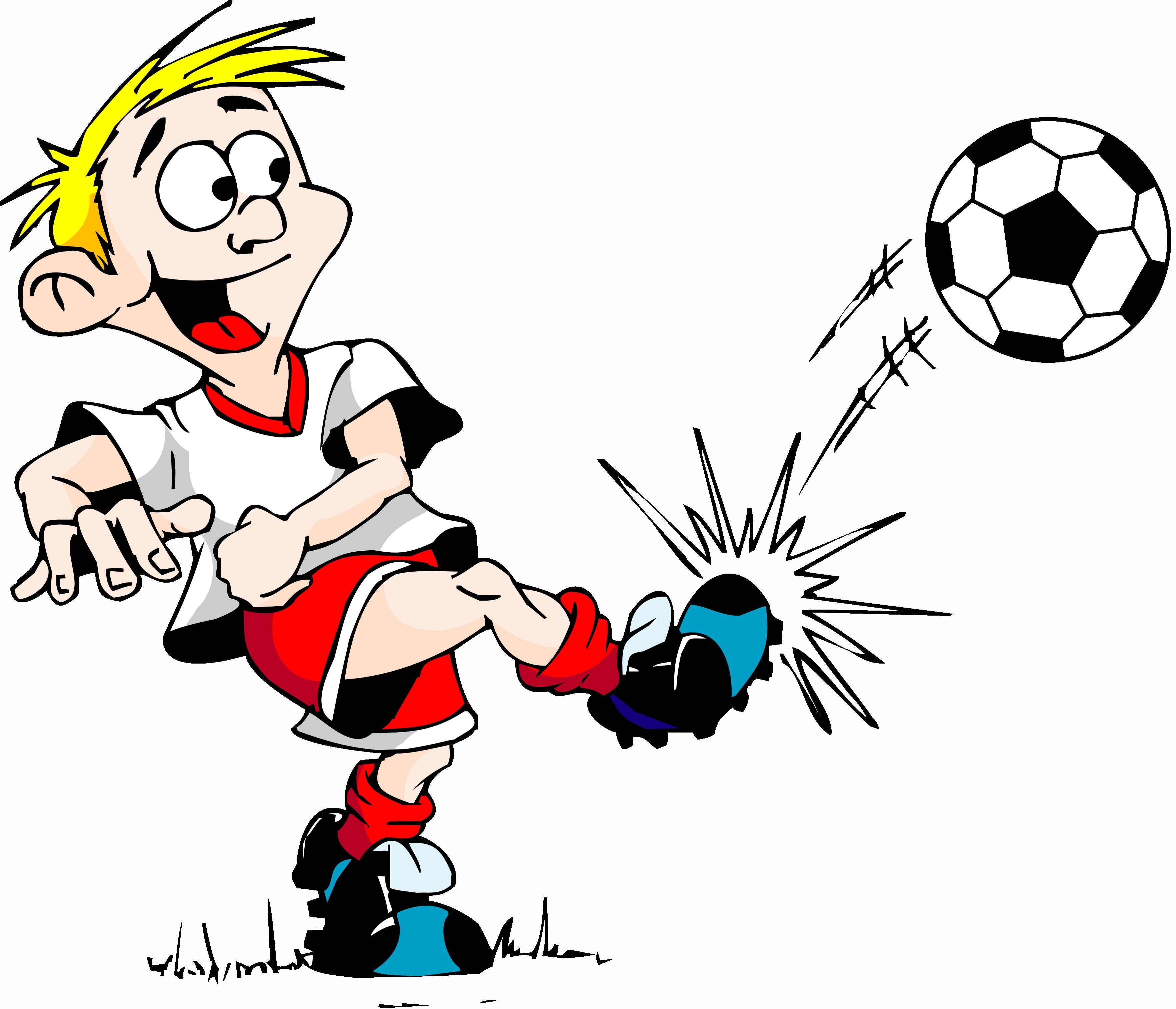 Girl Kicking Soccer Ball Clip Art Clipar-Girl Kicking Soccer Ball Clip Art Clipart Panda Free Clipart-3