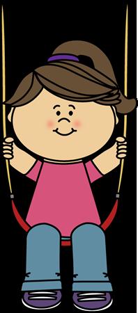 Girl On A Swing Clip Art Image Little Gi-Girl On A Swing Clip Art Image Little Girl Sitting On A Swing-9