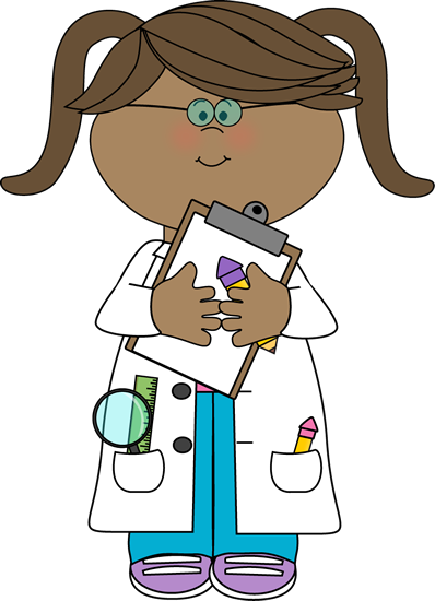 Girl Scientist With Clipboard-Girl Scientist with Clipboard-5