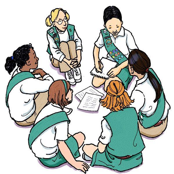 Girl Scout Brownie Elf Clip Art - Google-girl scout brownie elf clip art - Google Search-4