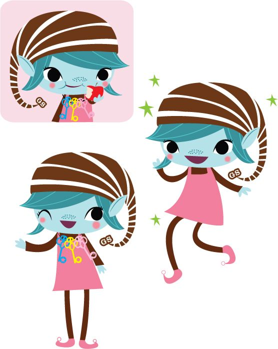 Girl Scout Clip Art | Brownie Girl Scout Clip Art - Bing Images | Girl Scout Ideas