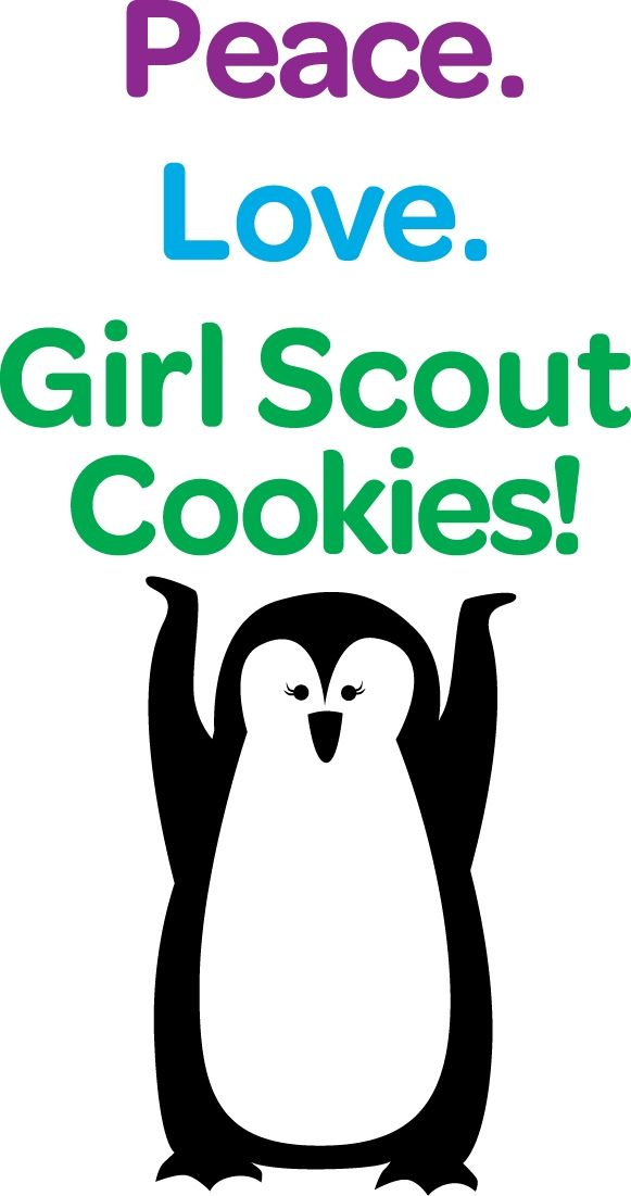 girl scout cookie clip art | Girl Scouts of WNY