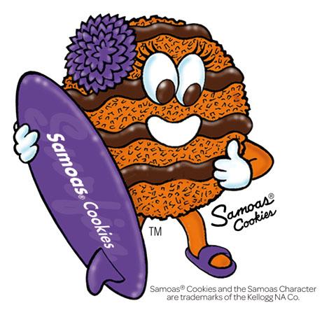 ... Girl Scout Cookie U0026middot; Quiz -... Girl Scout Cookie u0026middot; Quiz Corner Little Brownie Bakers-11