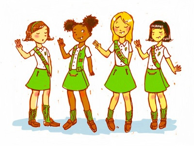 girl scout images