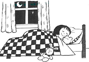 Girl Sleeping Clipart; Go .-Girl sleeping clipart; Go .-4