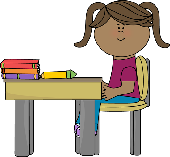 Girl Student At Desk Clipart Clipart Pan-Girl Student At Desk Clipart Clipart Panda Free Clipart Images-4