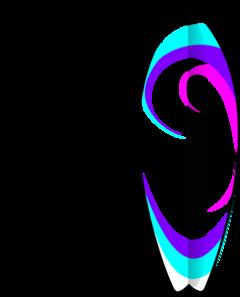 Girl Surfboard Clip Art At Clker Com Vec-Girl Surfboard Clip Art At Clker Com Vector Clip Art Online Royalty-1
