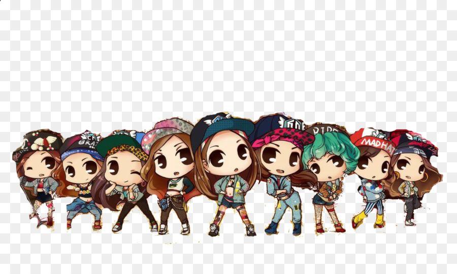 Girlsu0027 Generation Chibi I Got A Boy -Girlsu0027 Generation Chibi I Got a Boy DeviantArt - A Boy And A Girl Kiss-6