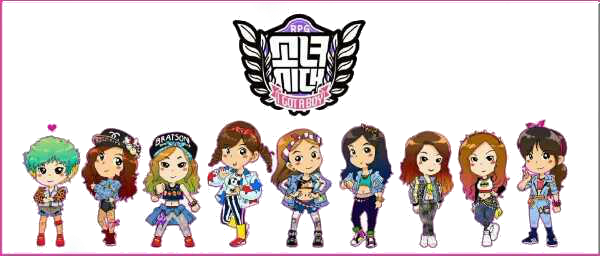 Girls Generation I Got A Boy Chibi PNG by HasnaSone ClipartLook.com