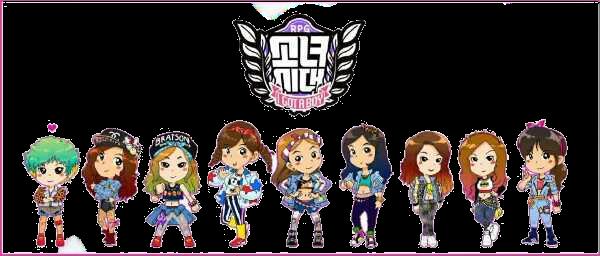 Girls Generation I Got A Boy Chibi PNG B-Girls Generation I Got A Boy Chibi PNG by HasnaSone ClipartLook.com -9